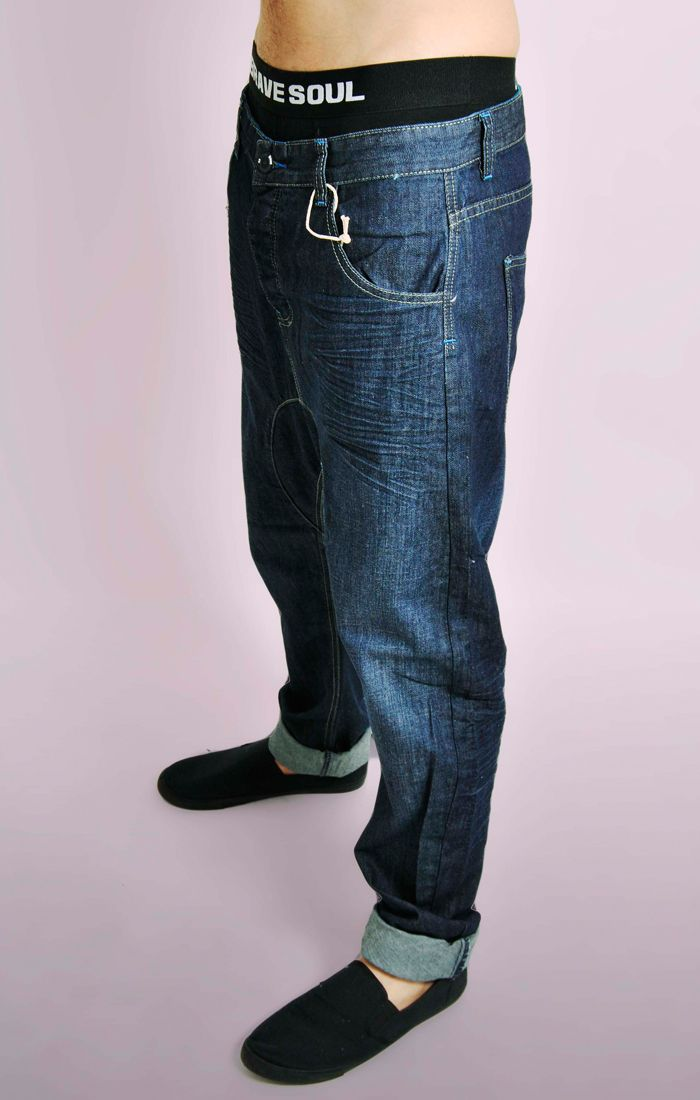 Jeans Trousers For Men